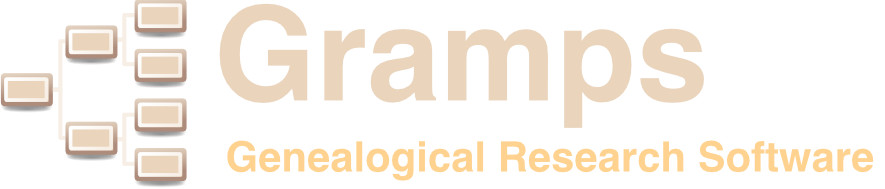 Gramps – The Open Source Genealogical Research Software: Open Source Genealogical Research Software