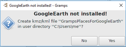 Map Services - Gramps