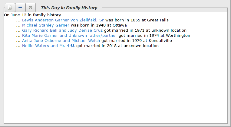 This Day In Family History Gramplet - Sample output with content.png